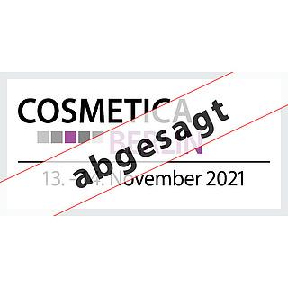 Absage COSMETICA Berlin 2021